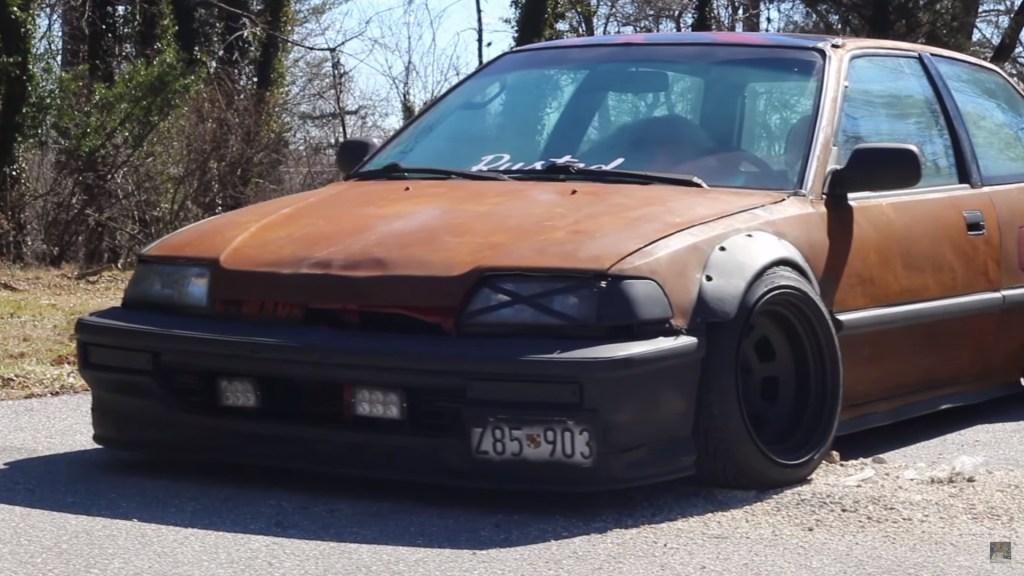 DLEDMV civic rusted 01