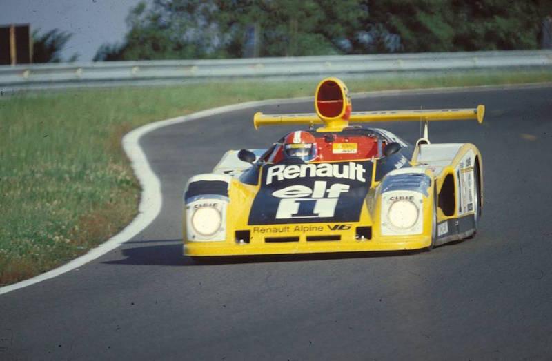 DLEDMV - Alpine A443 Le Mans Ragnotti -01