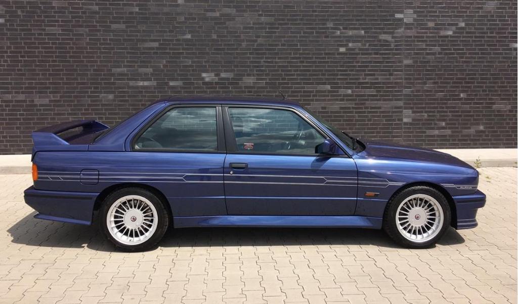 Alpina B6 3.5S... La M3 E30 revue par Buchloe ! 24