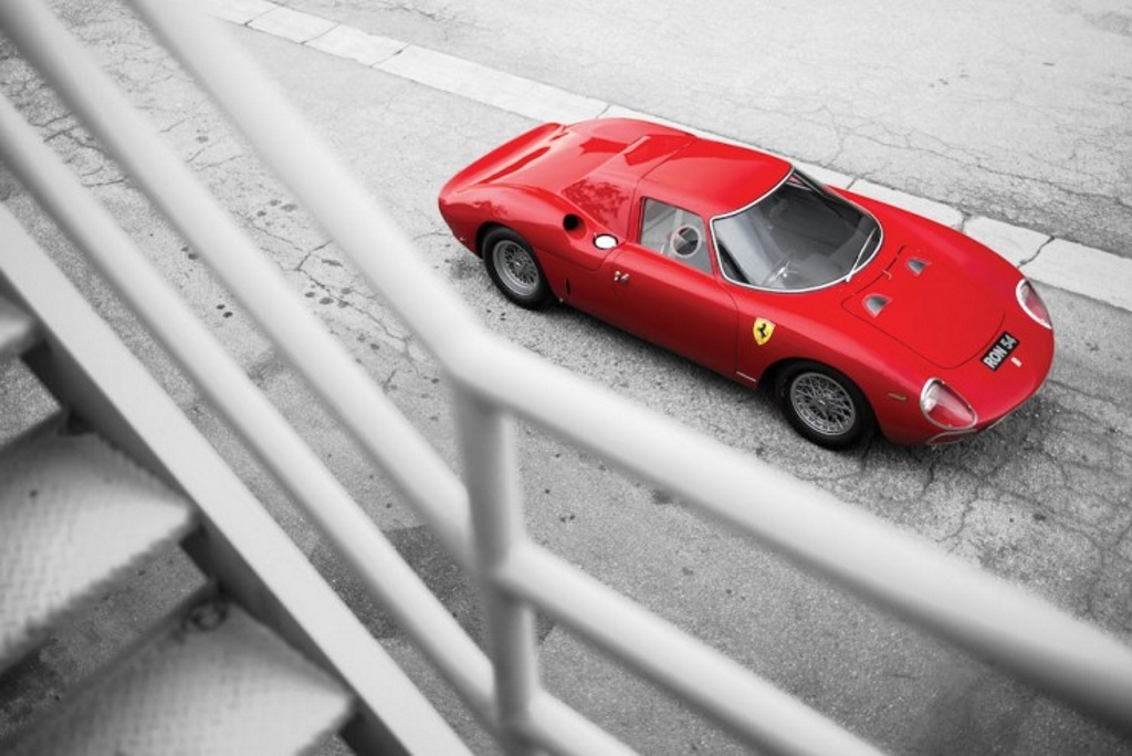 Ferrari 250 LM - La Malchanceuse... 28