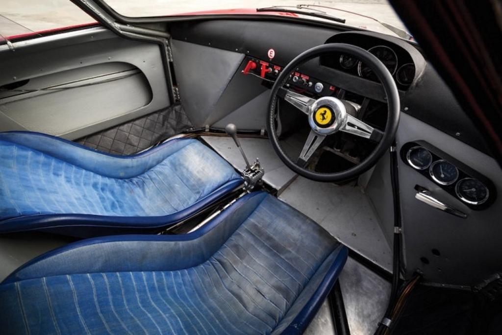 Ferrari 250 LM - La Malchanceuse... 24