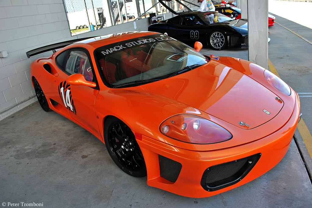Engine Sound : Ferrari 360 GTC - Vocalises... 10