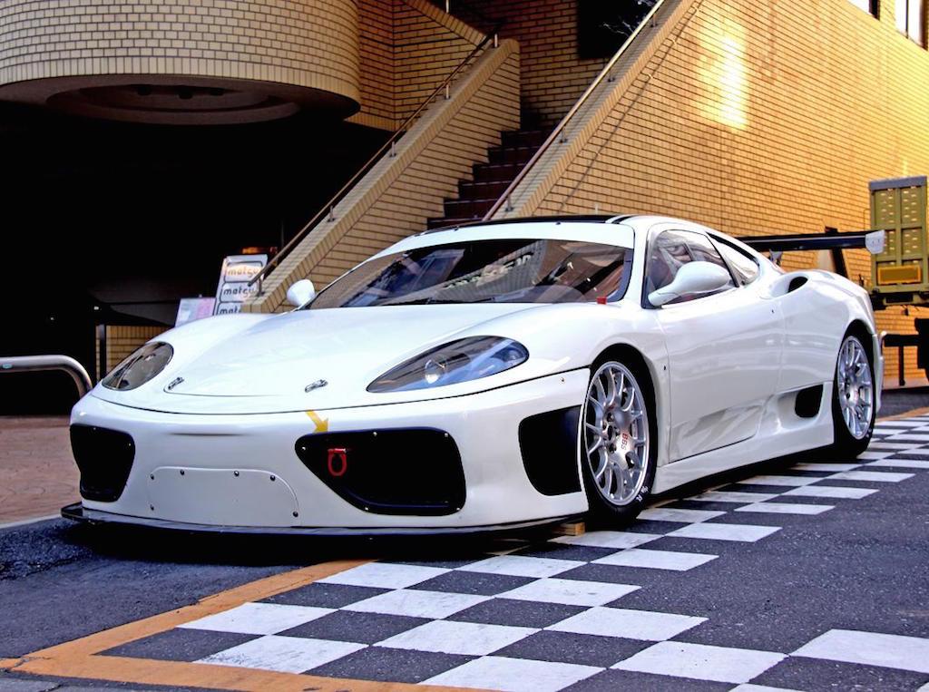 Engine Sound : Ferrari 360 GTC - Vocalises... 9