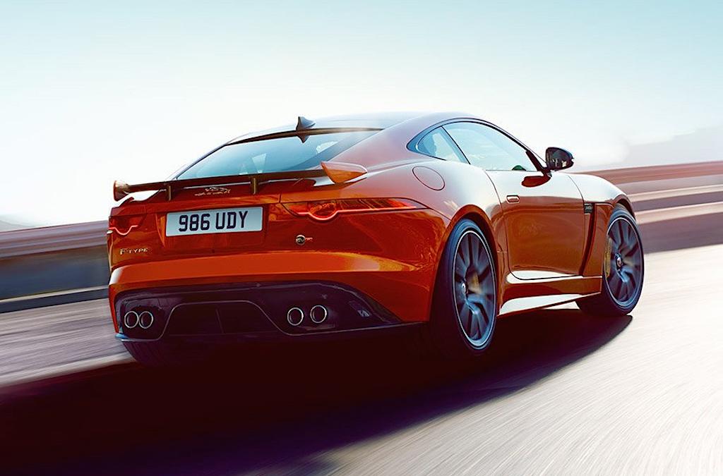 Jaguar F-Type SVR... Surement le plus beau bruit de la production actuelle. 6
