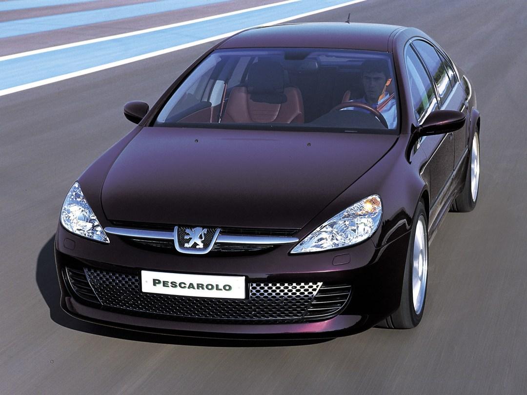 Peugeot 607 Pescarolo - Proto tu es... proto tu resteras ! 27