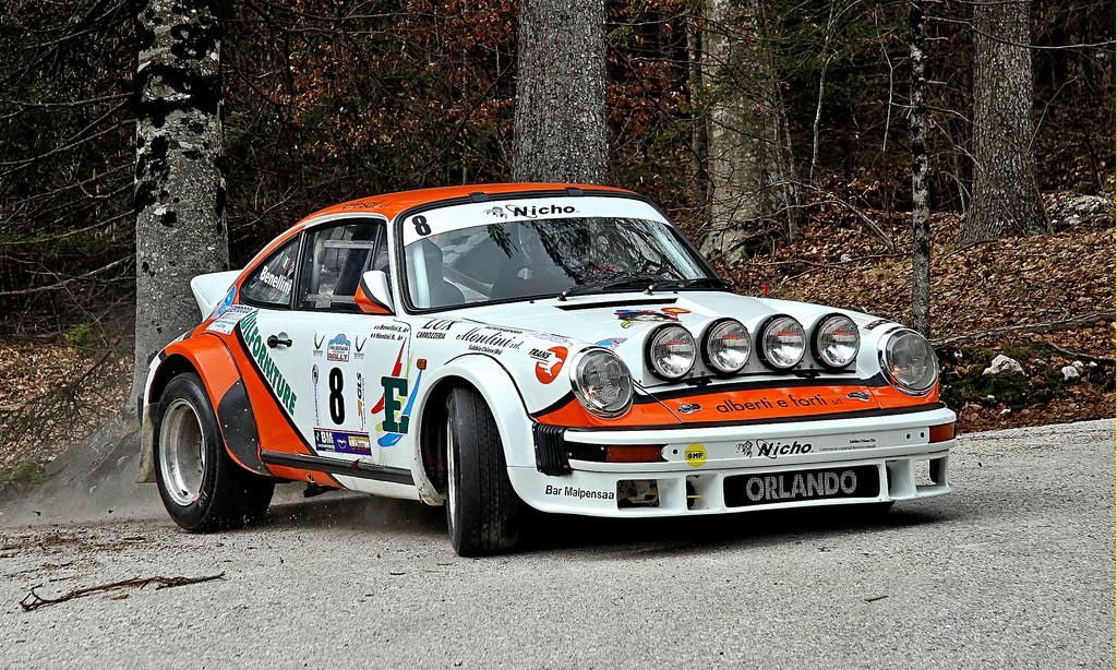 Porsche 911 Gr4 - Monte le son et change de caleçon ! 20