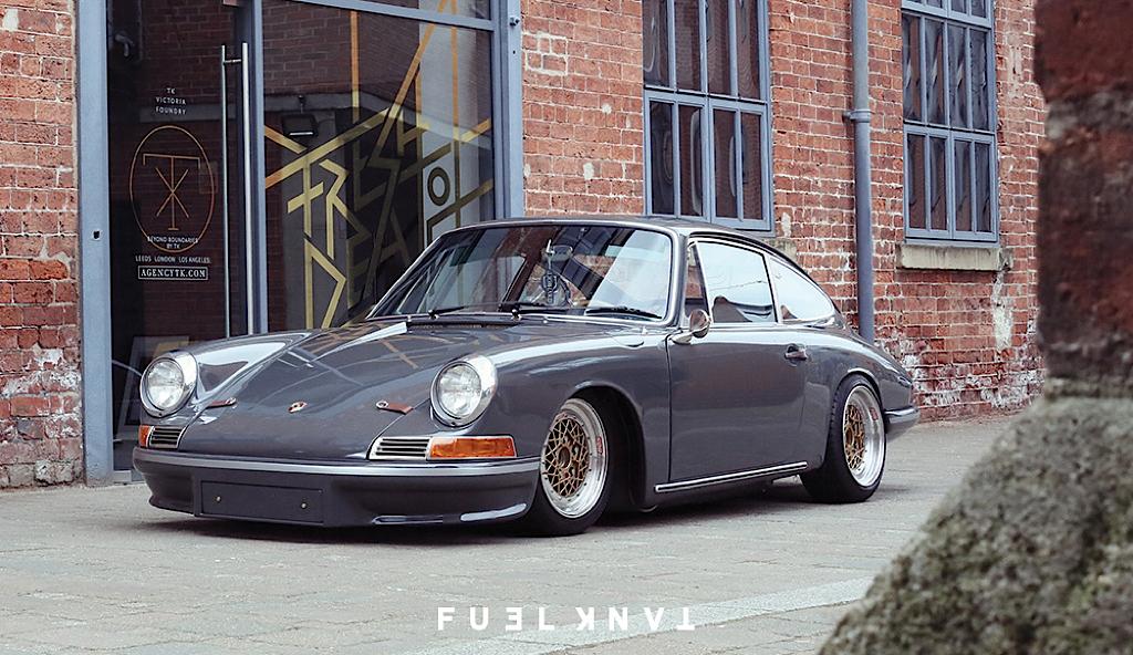 '68 Porsche 911 T Custom... London Outlaw ! 41
