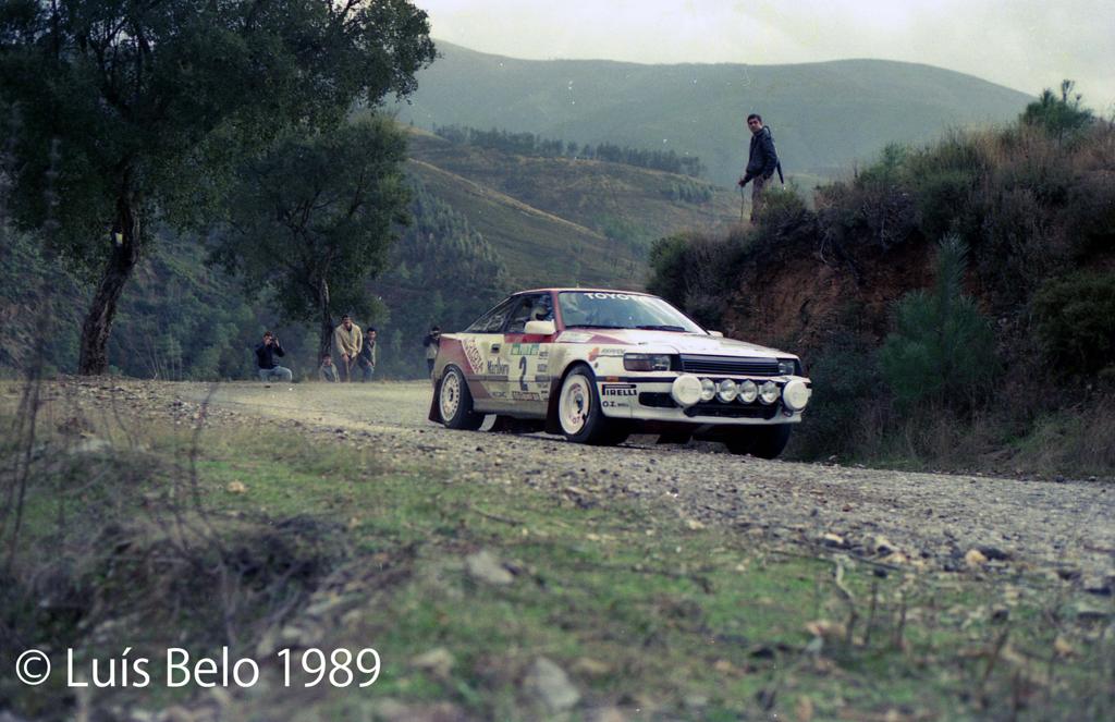 Engine Sound : Toyota Celica GT-Four ST165 GrA... Essai transformé ! 11
