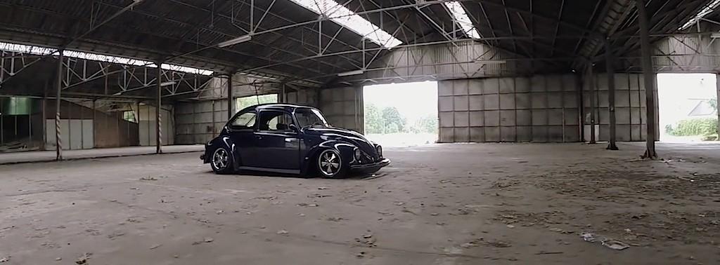 '73 Slammed VW Bug... Juste une Cox posée ! 17