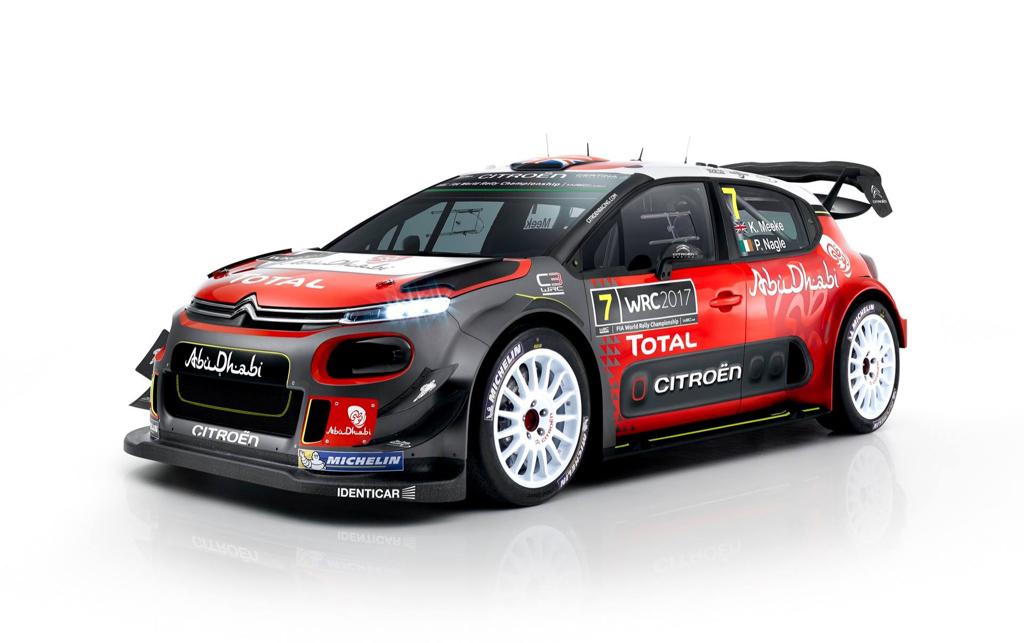 WRC 2017 : Shakedown au Monte Carlo... Comme un air de Groupe B ! 23