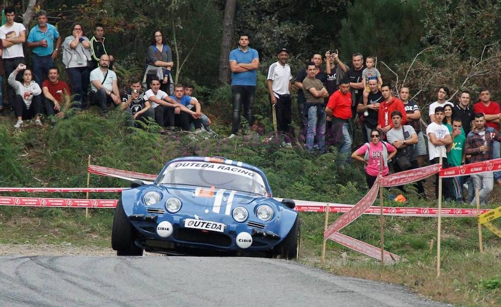 Hillclimb Monster : Alpine A110... Ninjaaaaaaa ? 17