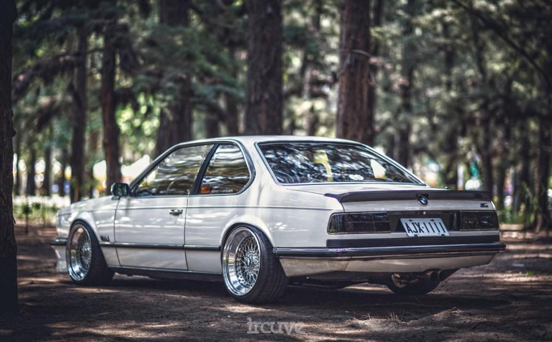BMW E24... Le requin se chausse chez BBS ! 42