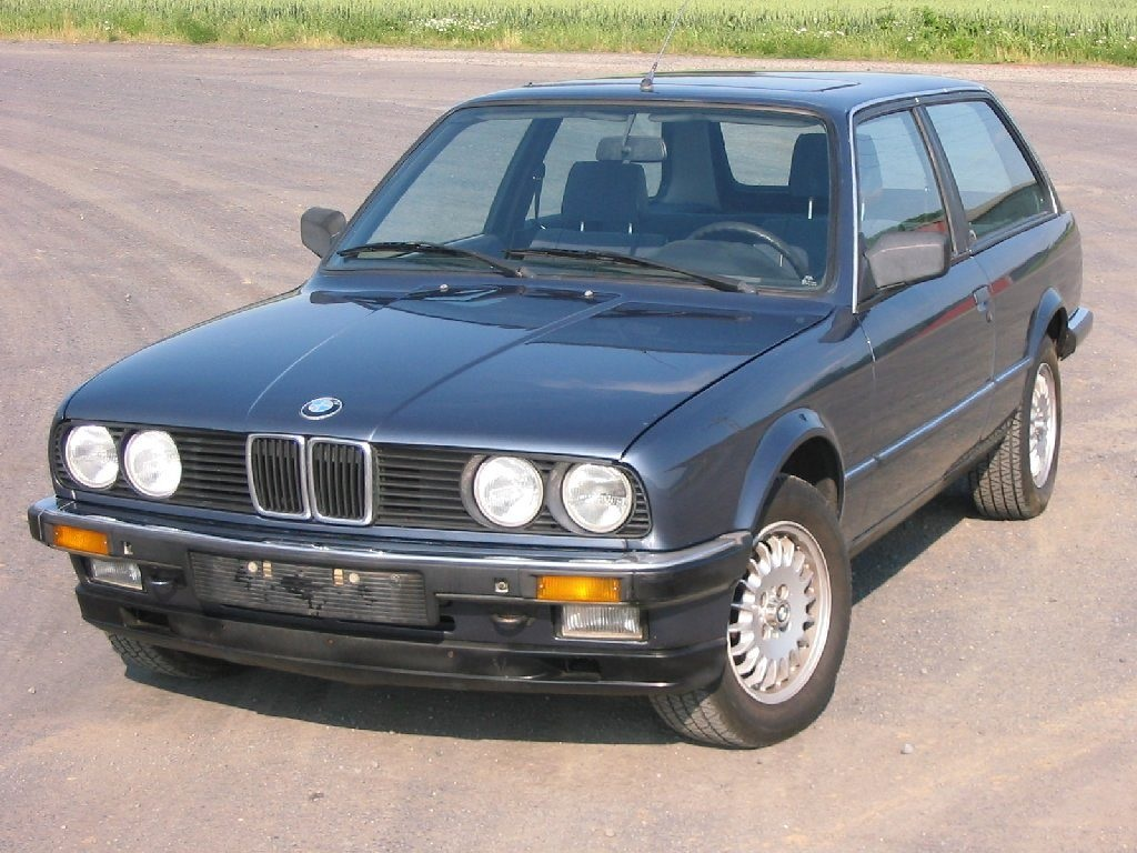 BMW E30 Sport Touring Luchjenbroers - Bricolage d'orfèvre ! 27