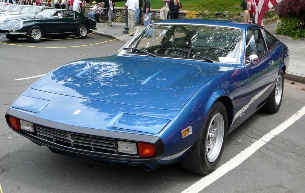 Ferrari 365 GTC/4 - La Fausse Jumelle... 12