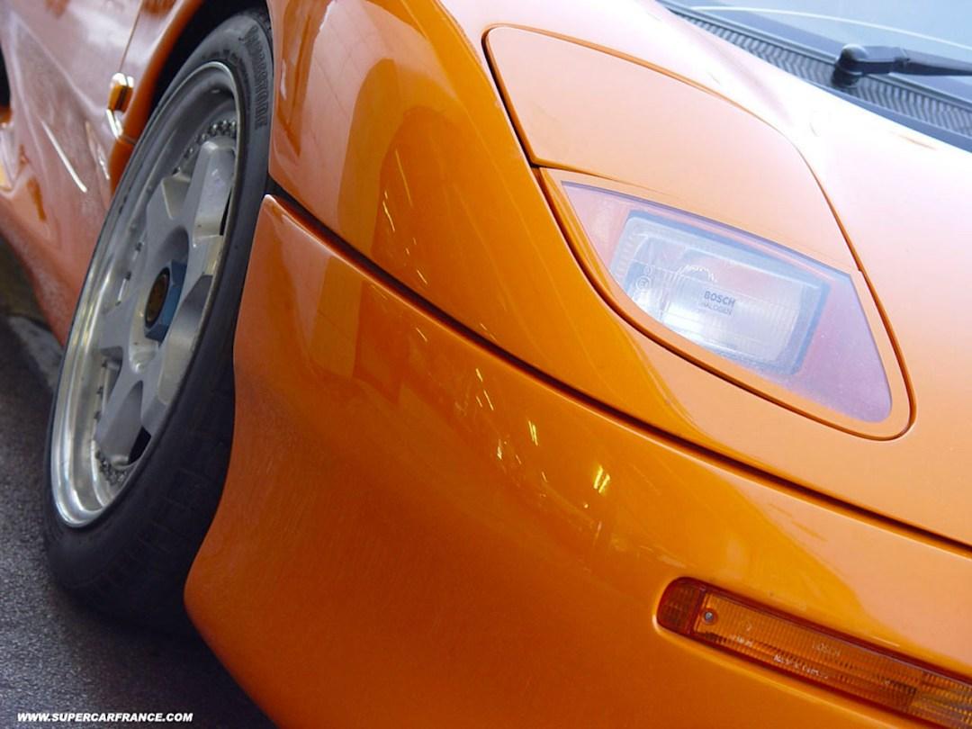Jaguar XJR15 : De la piste à la route... 49