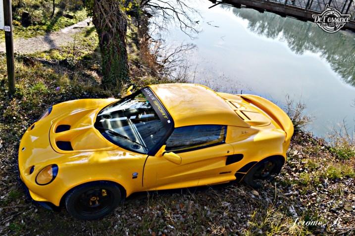 DLEDMV - Lotus Elise K20 -21