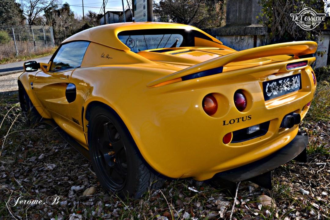 Lotus Elise Swap K20 - Citron pressé ! 48