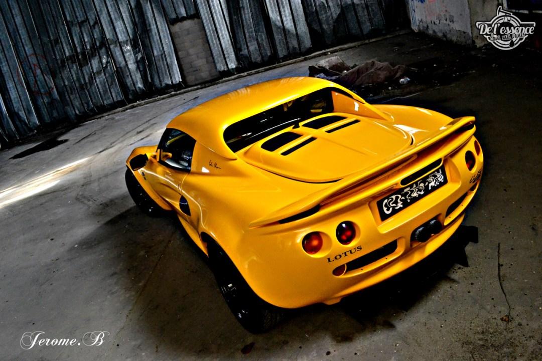 Lotus Elise Swap K20 - Citron pressé ! 44