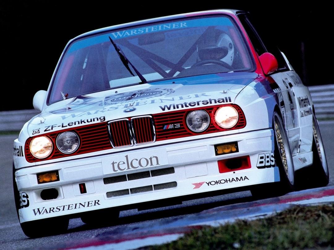 BMW M3 E30 DTM - Faites place ! 6