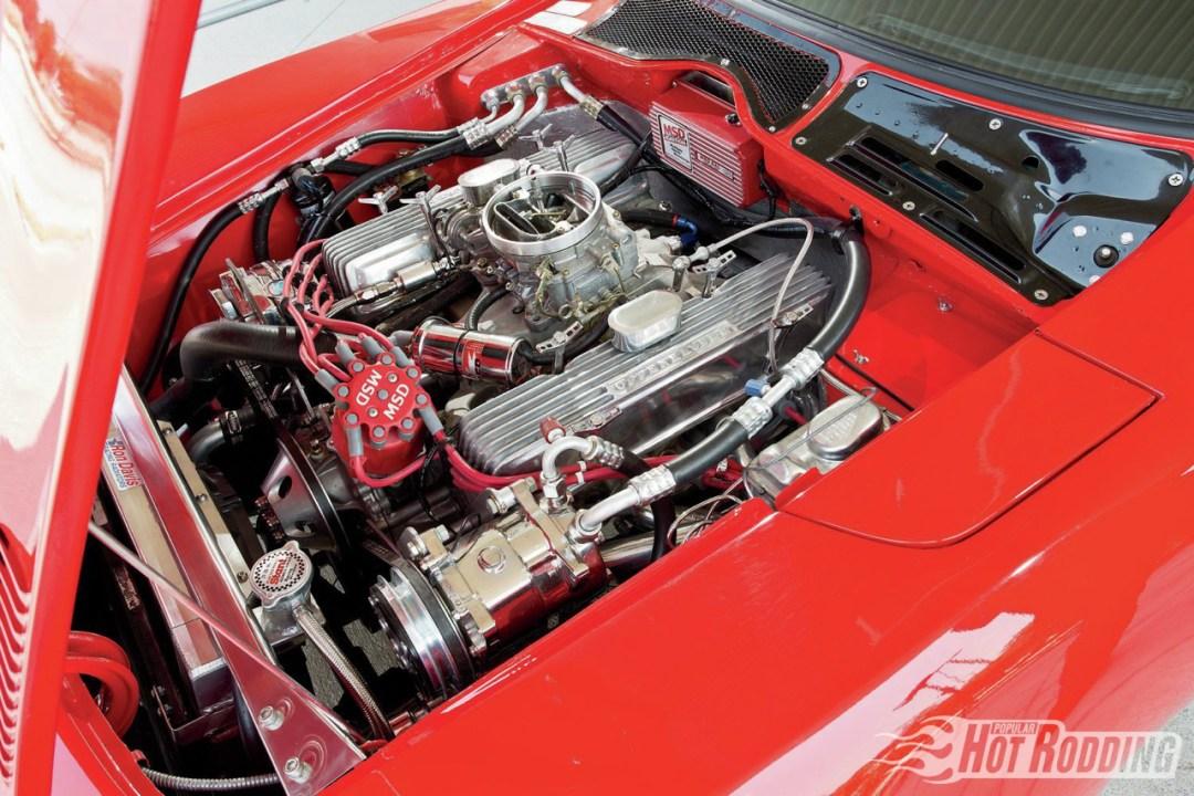 Opel GT... En V8, elle n'a jamais autant ressemblé à la Corvette ! 40