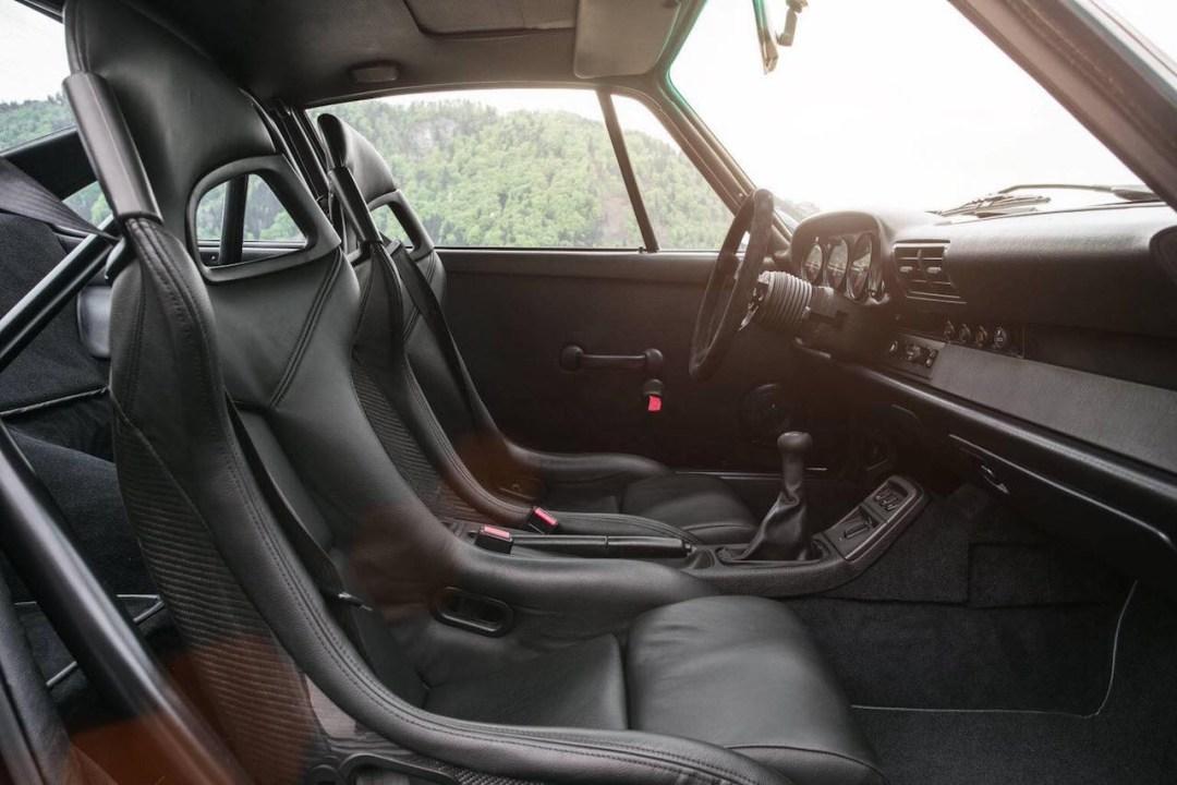 Porsche 964 Carrera RS... L'amazone ! 2