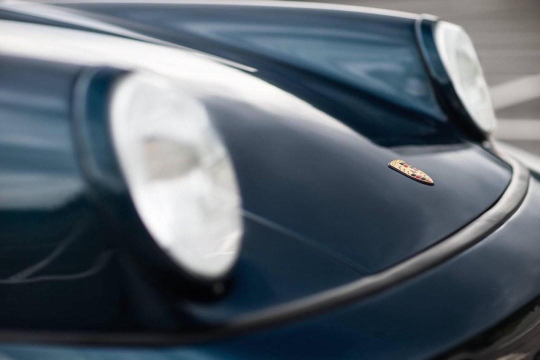 Porsche 964 Carrera RS... L'amazone ! 6
