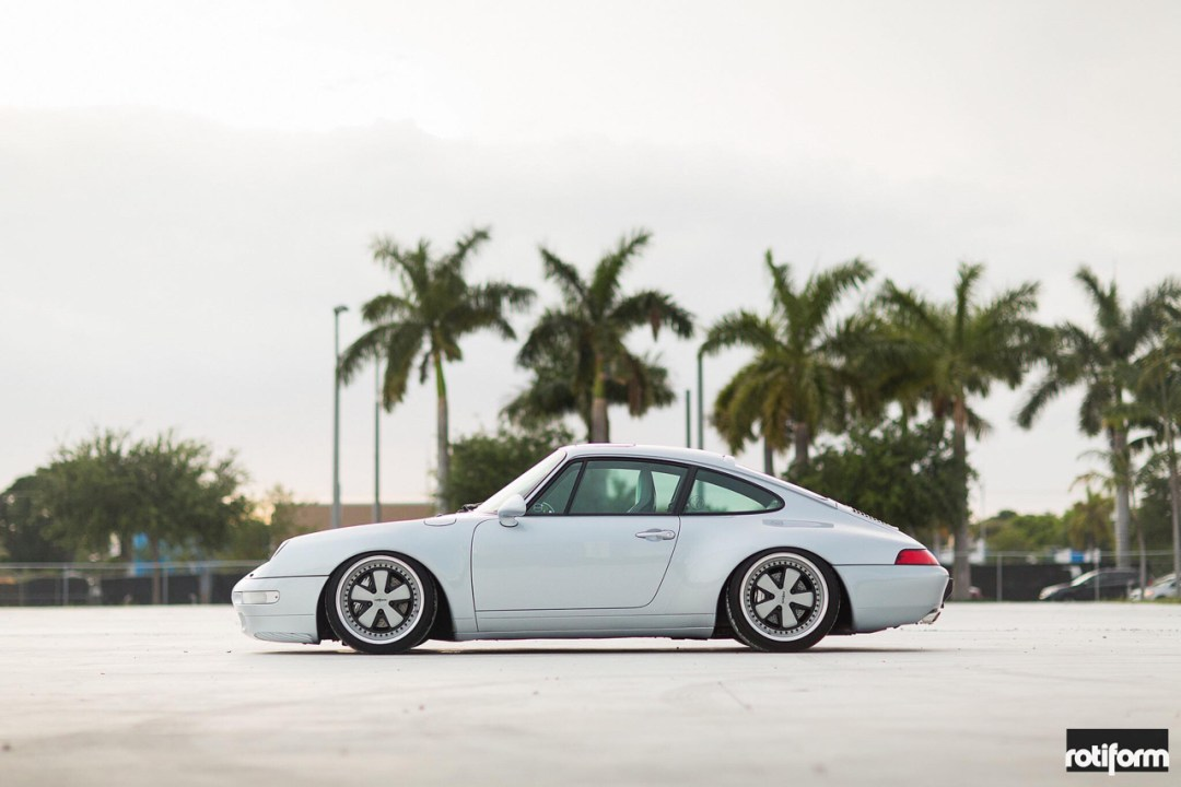 Porsche 993 Carrera S - Des BBS aux Rotiform... juste parfaite ! 42