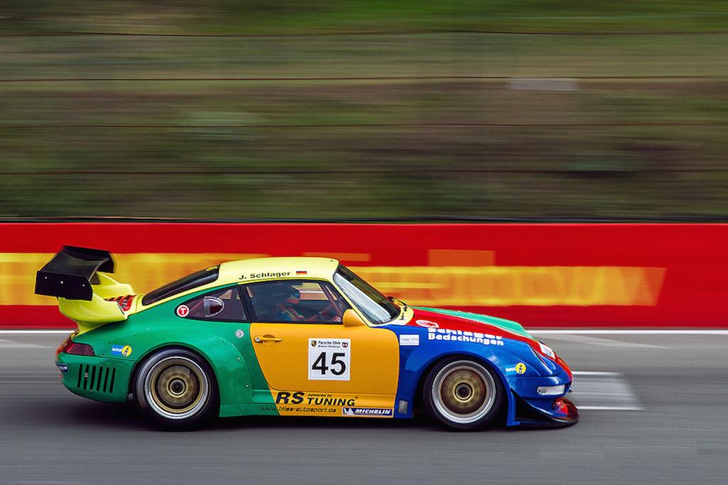 Porsche 993 GT2R... De l'IMSA à Zolder ! 29