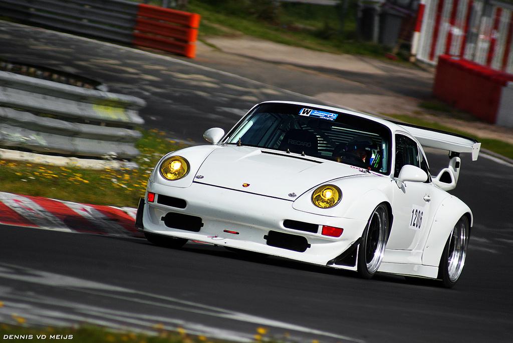Porsche 993 GT2R... De l'IMSA à Zolder ! 26