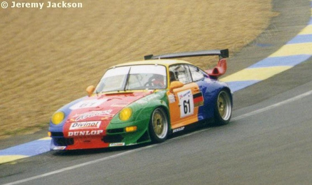 Porsche 993 GT2R... De l'IMSA à Zolder ! 28