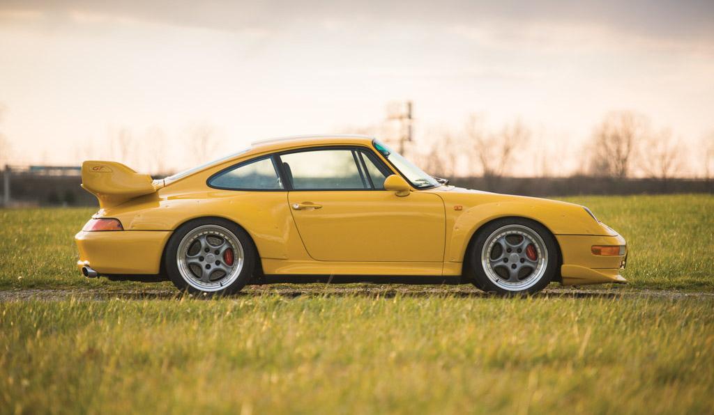 Porsche 993 GT2R... De l'IMSA à Zolder ! 25