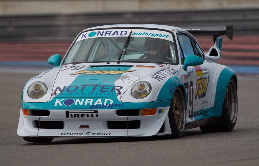 Porsche 993 GT2R... De l'IMSA à Zolder ! 21