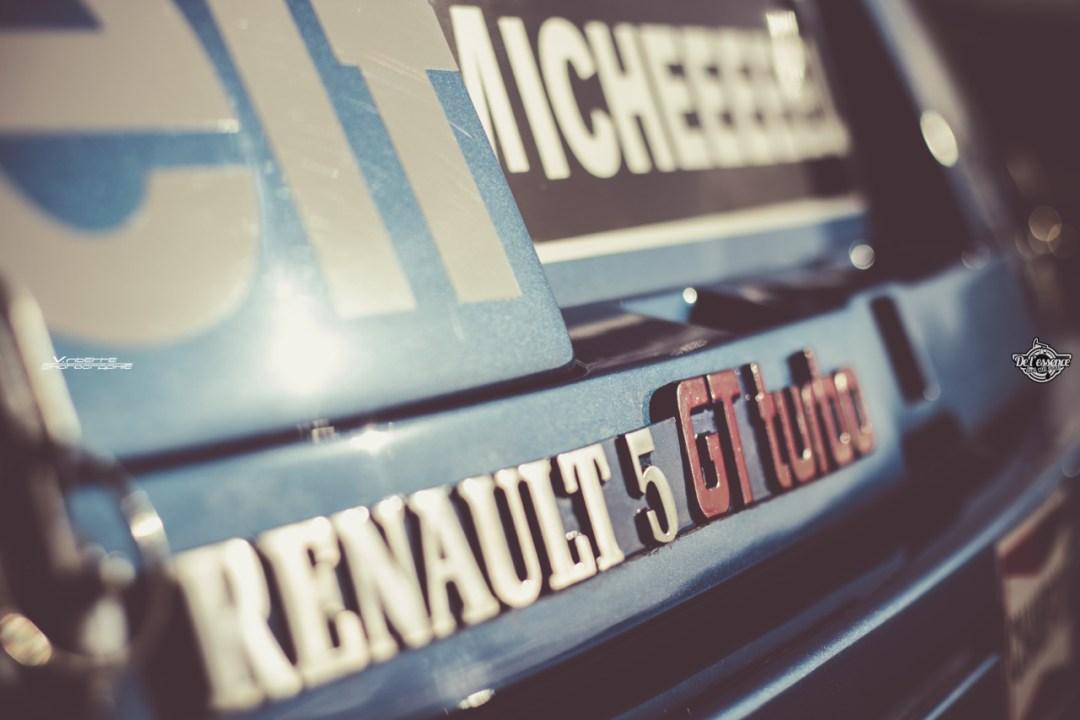 Renault 5 GT Turbo... Sans compromis ! 41