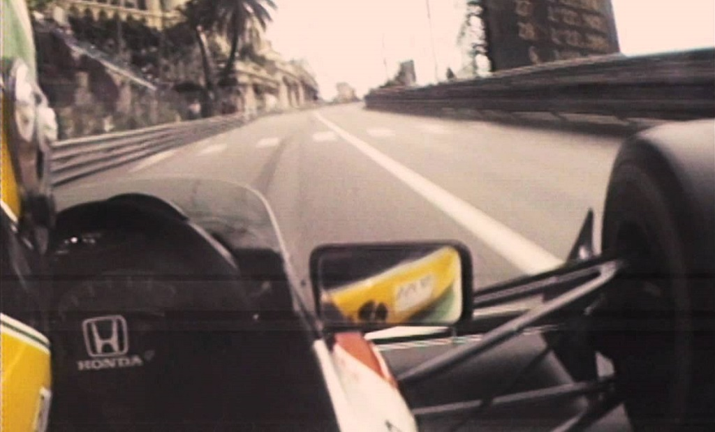Ayrton Senna Onboard à Monaco - Ça secoue ! 9