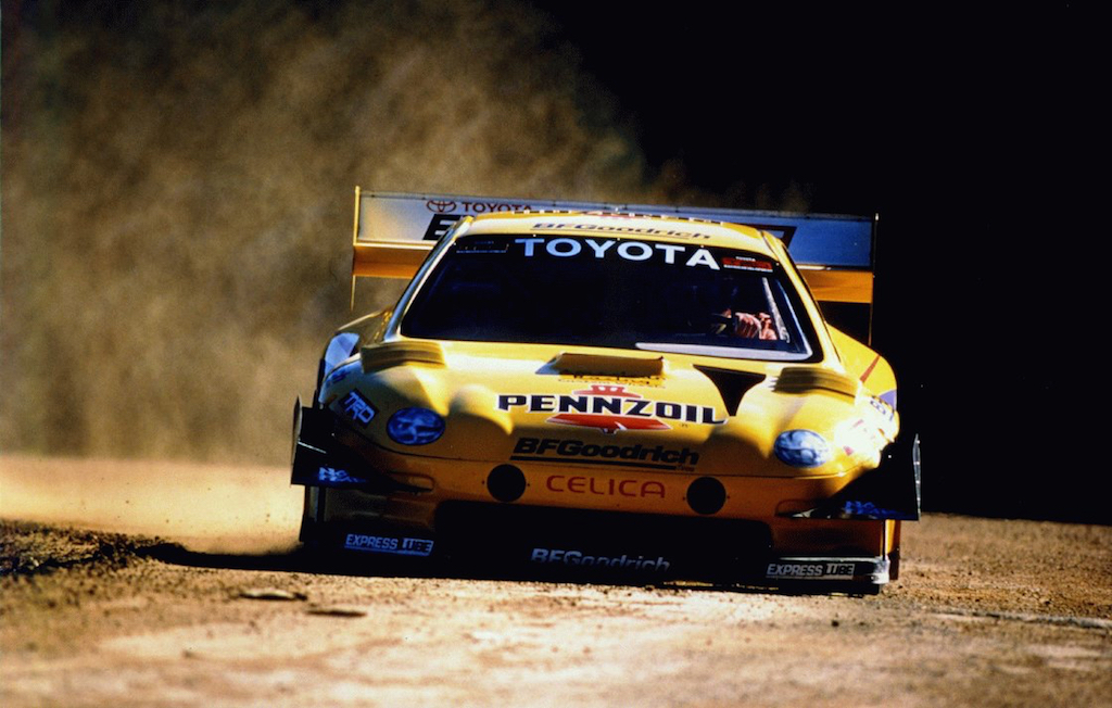 Toyota Celica Pikes Peak... La reine du Unlimited 3