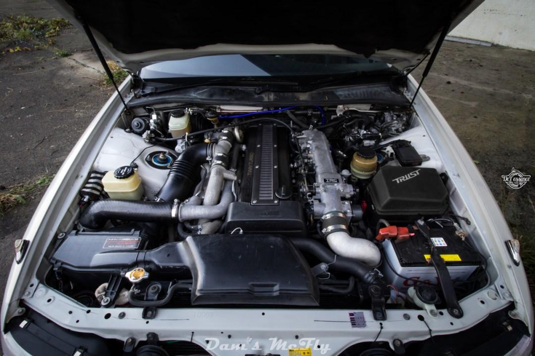 Toyota Mark II Tourer V JZX90... Tout ça pour dire que ça a de la gueule et que c'est rare ! 38