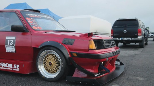 DLEDMV - Volvo 360 Time Attack F1 - 02