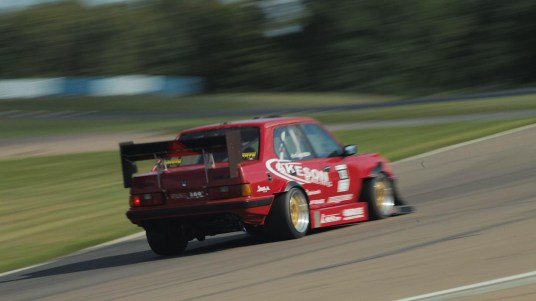 DLEDMV - Volvo 360 Time Attack F1 - 08
