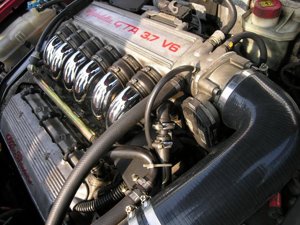 Alfa Romeo 156 GTA AM Autodelta... De la jelly dans mes bolo ! 44