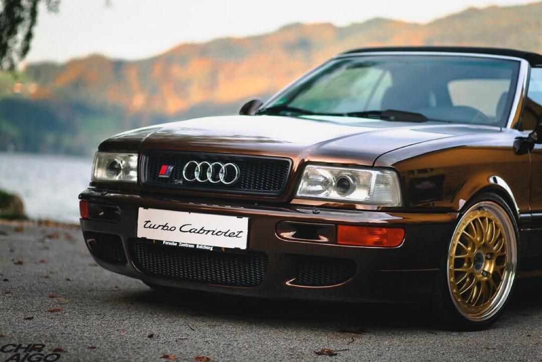 Audi 80 Cab... RS2 ! Sortez couverts... 54