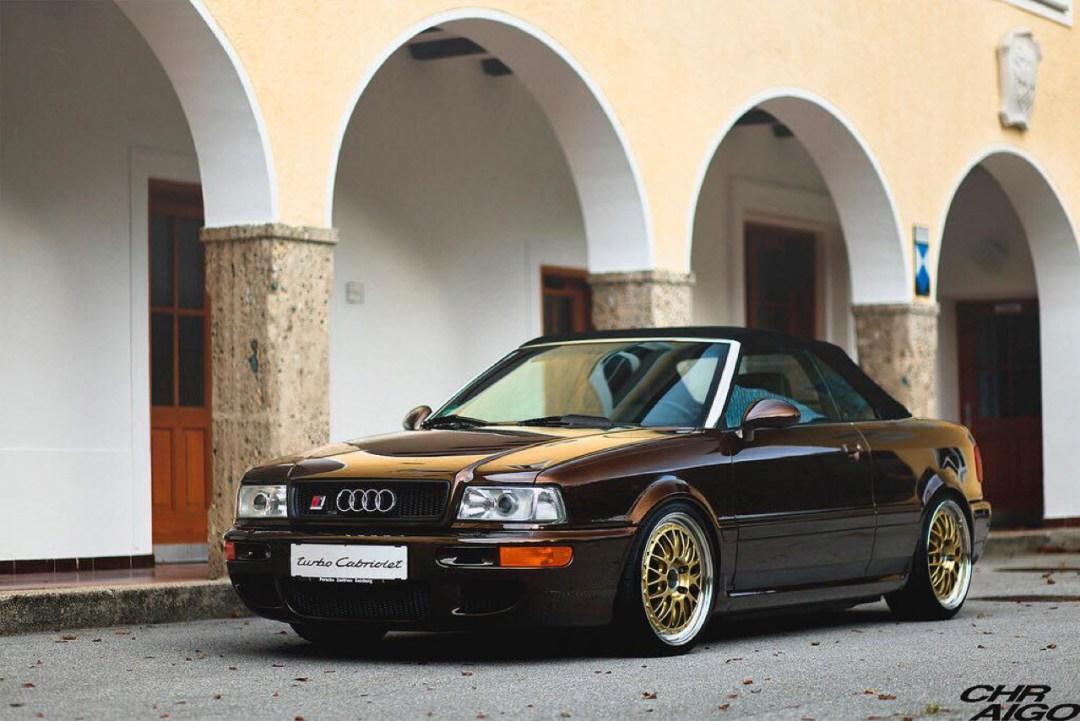 Audi 80 Cab... RS2 ! Sortez couverts... 53