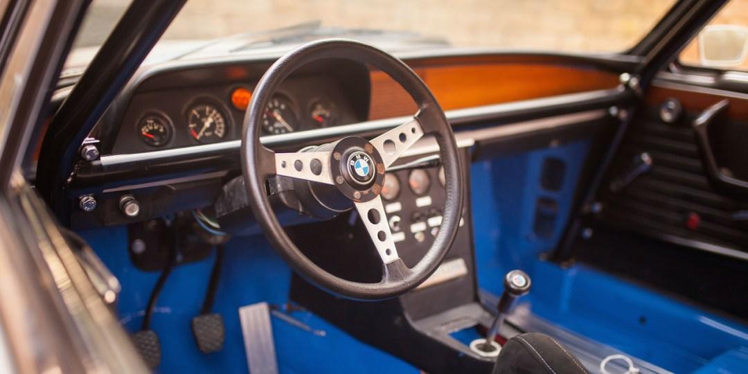Alpina BMW 2800 CS - Père Castor, raconte nous son histoire... 45