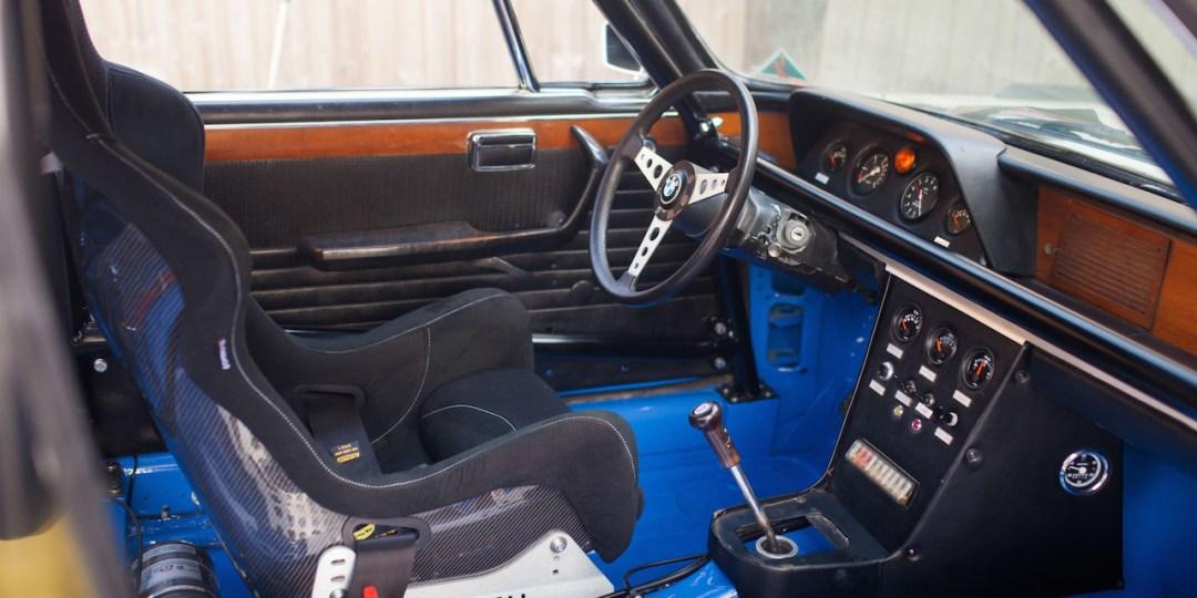 Alpina BMW 2800 CS - Père Castor, raconte nous son histoire... 40