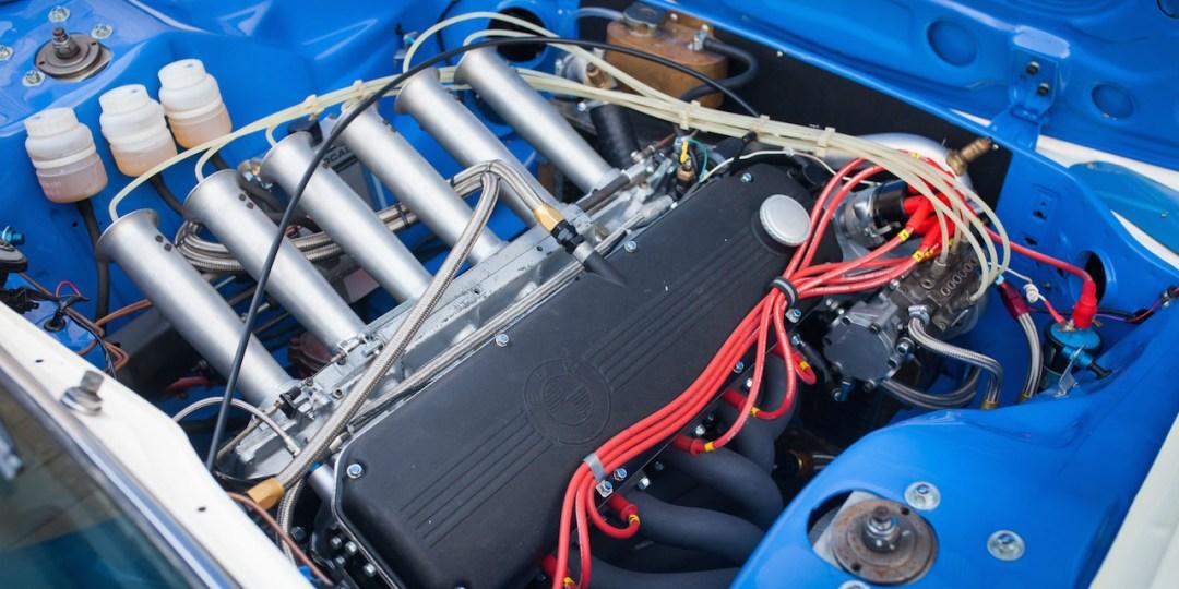 Alpina BMW 2800 CS - Père Castor, raconte nous son histoire... 39