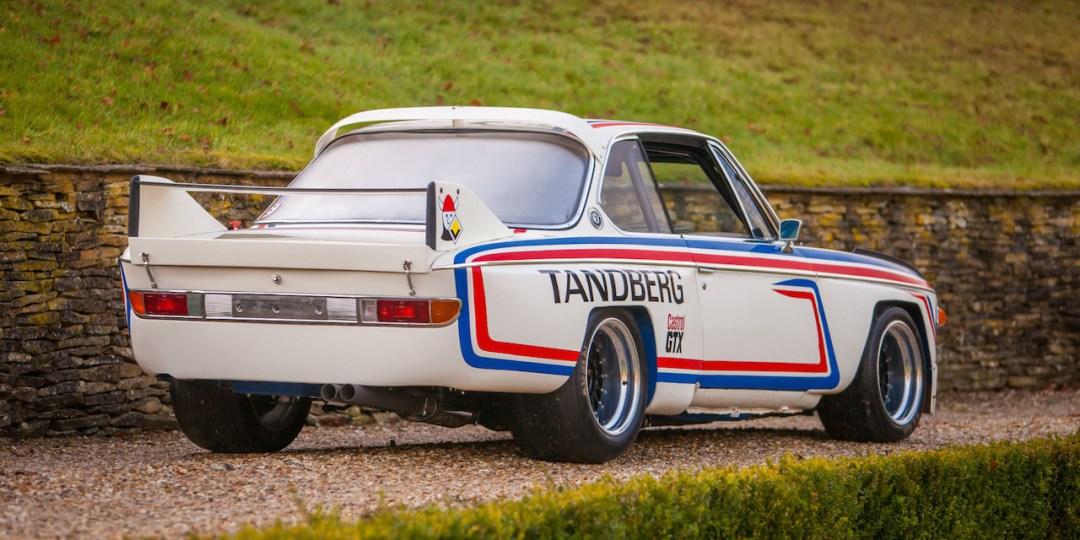 Alpina BMW 2800 CS - Père Castor, raconte nous son histoire... 35