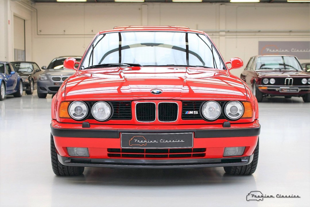 BMW M5 20 Jahre - La plus rare, la plus désirable ?! 93