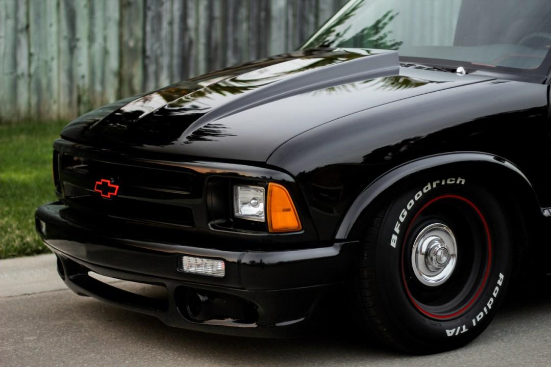 Chevy S-10 : Black SS 19