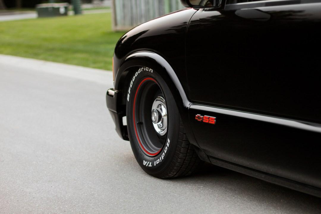 Chevy S-10 : Black SS 18