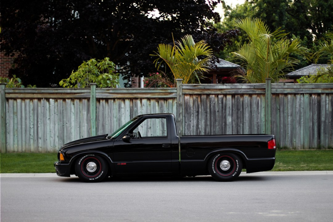 Chevy S-10 : Black SS 21