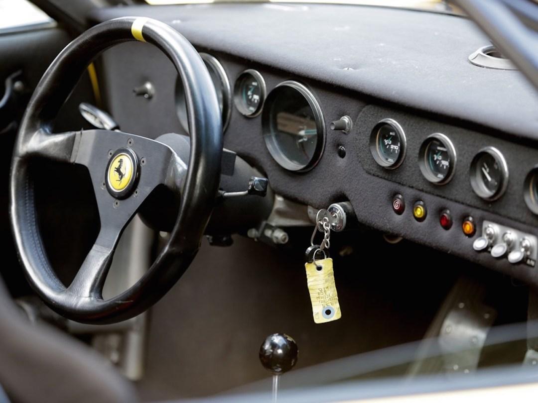 "Ferrari 308 GTB ""Corsa"" Michelotto - Une Féfé en GrB ! 40"